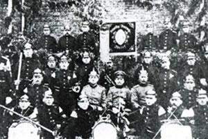 25jähriges Jubiläum der Feuerwehr Zündorf