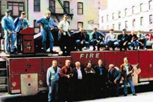 Gemeinschafts Tour der Feuerwehr Zündorf nach New York