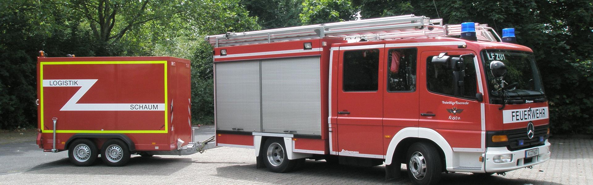Feuerwehr Zündorf