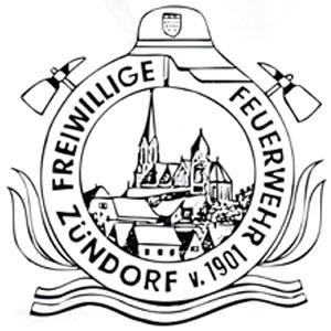 Das Wappen der Feuerwehr Zündorf